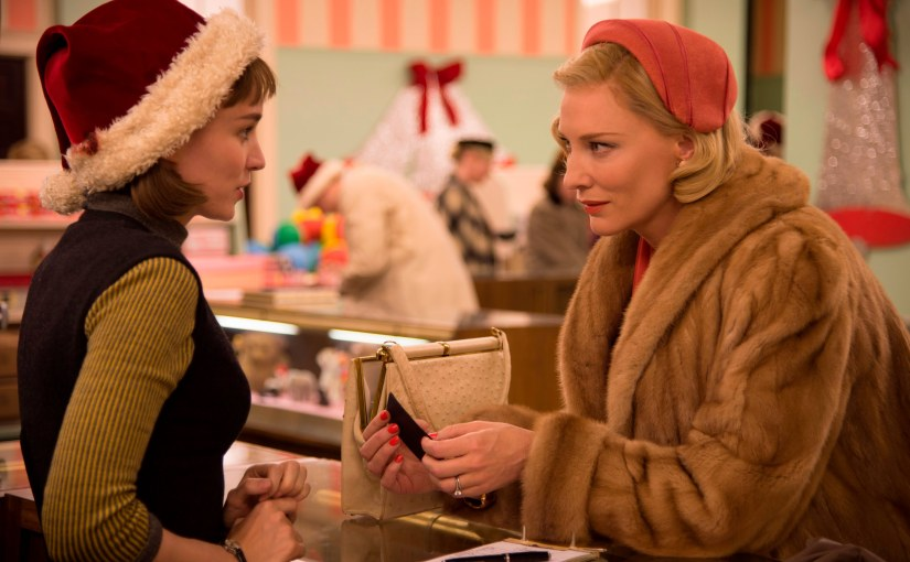 Carol (2015): A Most Personal Photograph of Two People in Love